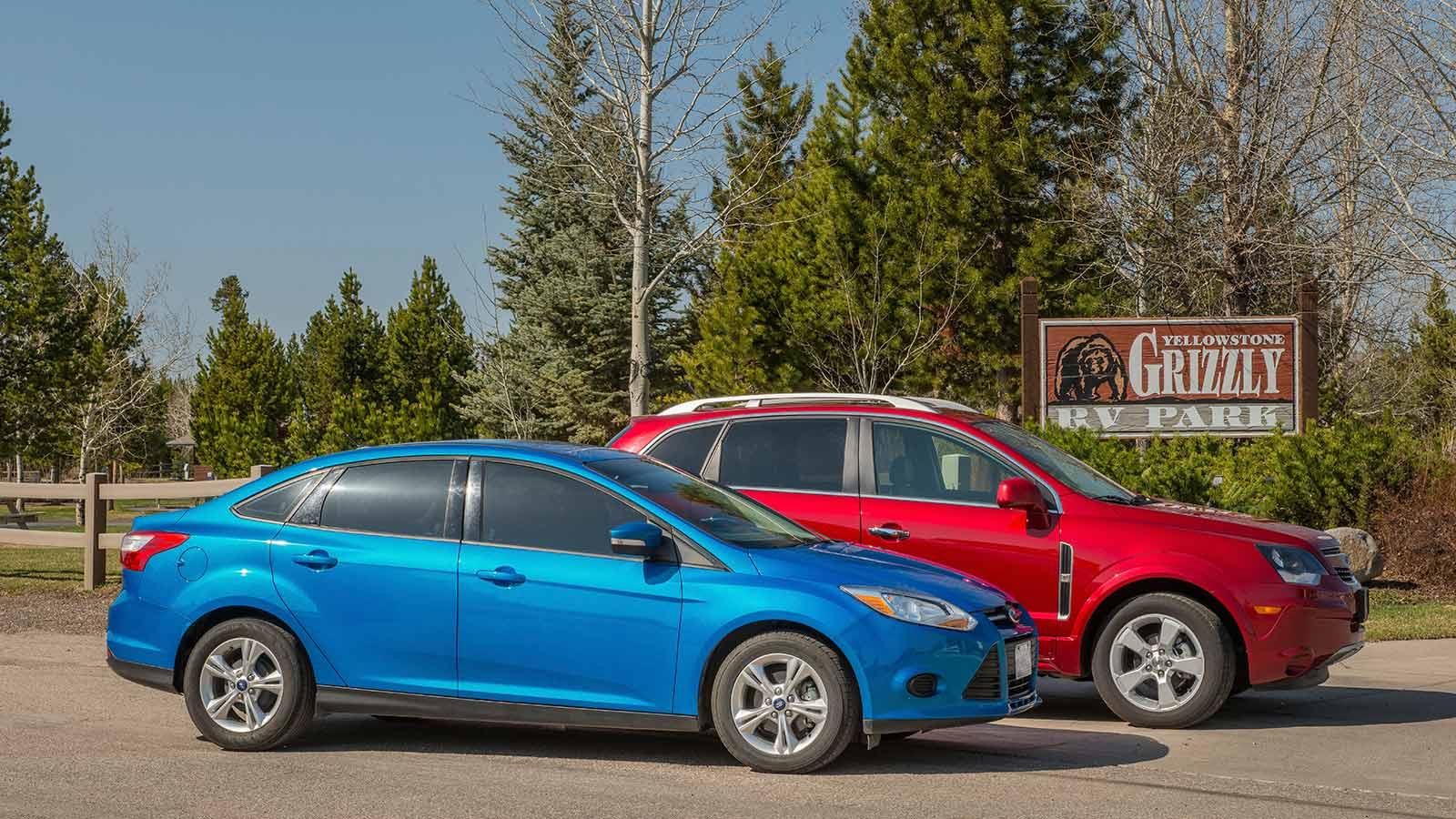 West Yellowstone Car Rental